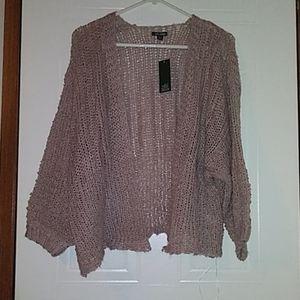 Wild Fable Pink Cardigan (open design) *NWT